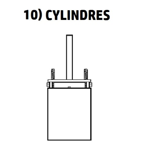 10) CYLINDRES