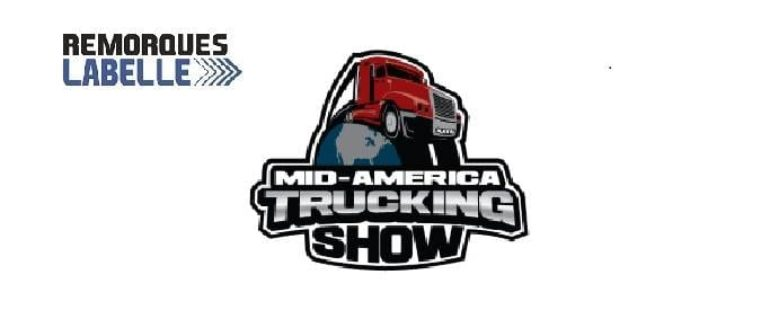 Trucking show 2020 – Remorques Labelle